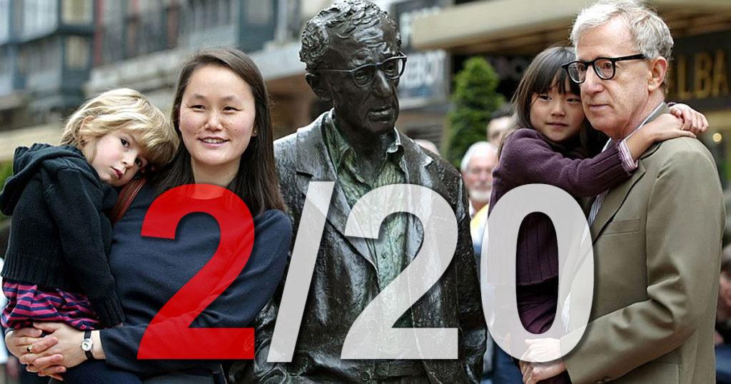 Woody Allen : Fait 2/20