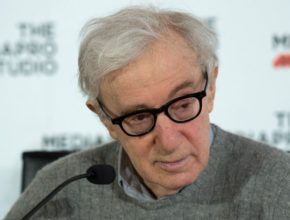 Woody Allen, San Sebastian, 2019