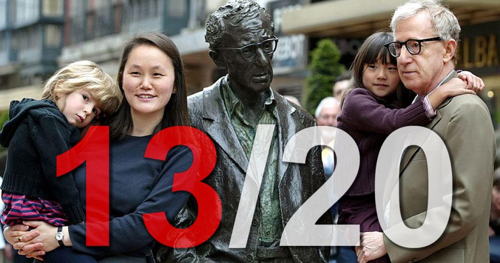 En raison de la relation de Woody Allen avec Soon-Yi Previn, le juge Wilk était ouvertement biaisé contre lui.