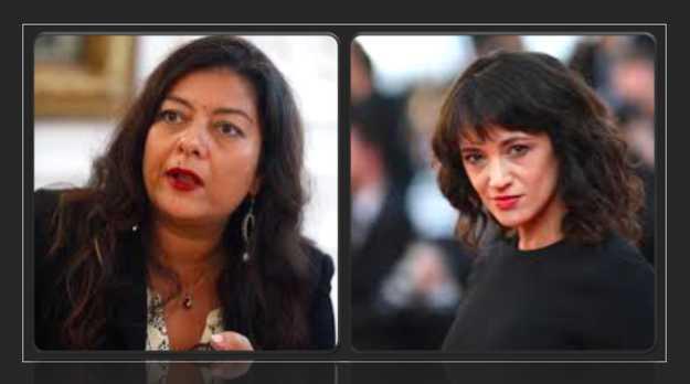Sandra Muller et Asia Argento sont deux exemples de femmes qui agissent contre l'intérêt des femmes.